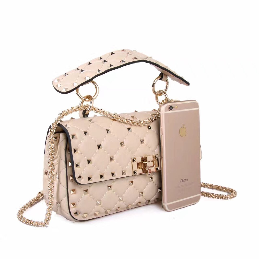 Сумка Rockstud Spike Small hand bag Valentino 51279