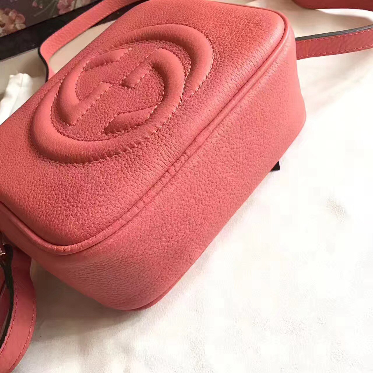 Сумка Soho disco bag Gucci 51501